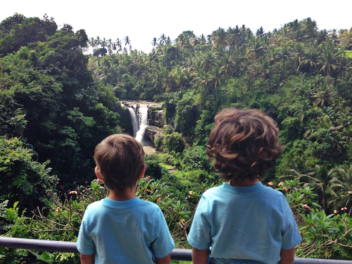 Boys Waterfall BLW
