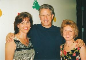 Lysa Parker, Bruce Perry, Barbara Nicholson