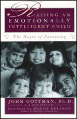 Raising and Emotionally Intelligent Child book cover