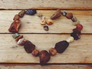 Stones Heart