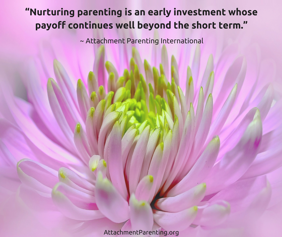 New AAP Policy recognizes value of nurturing family relationships