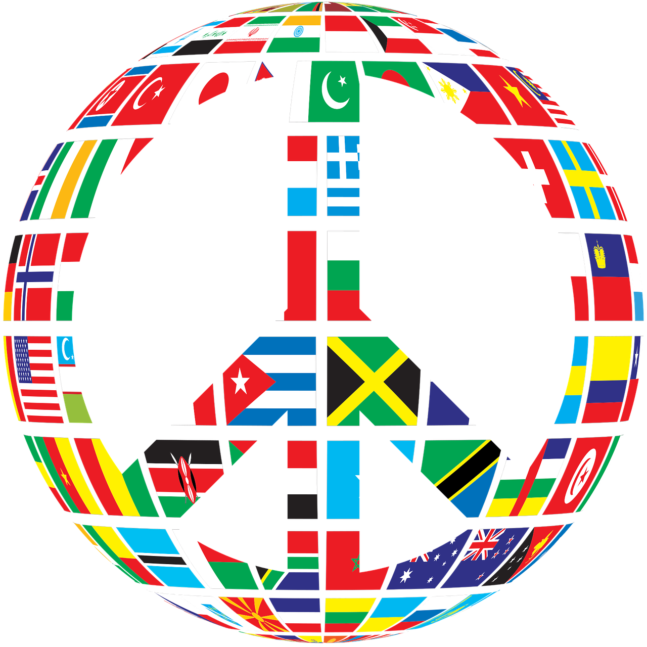 how marketing create peace to the society The media and creating critical mass for peace 24 conclusion   conflict (gppac) is a world-wide civil society-led network  hitler used the  media to create an  social marketing blends the vast knowledge of how to use  the.